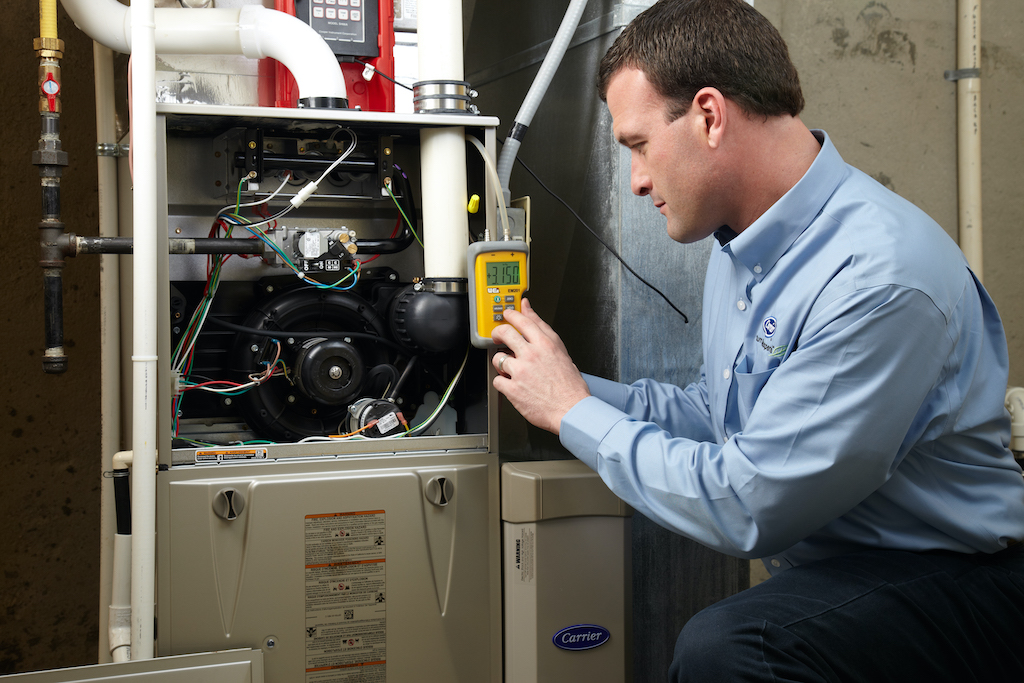 furnace tune-up in houston, tx